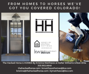 The Hacked Horse & HOMES by Kristina Matthews at Keller Williams Urban Elite