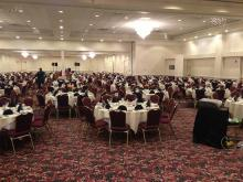 2012 CHJA Banquet Room